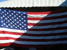 """New listing Vintage Us American 50 Star Flag 5' X 9 Cotton Valley Forge Flag Co. """"best� Usa"""