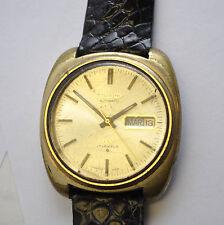 Vintage Men's JAPAN SEIKO DX Automatic 17 Jewels Watch 6106-8489 Runs perfect