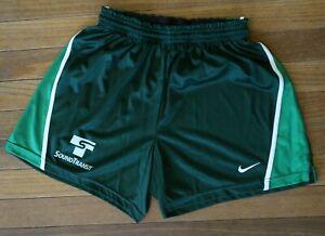 Vintage Seattle Sounders NASL USL MLS Training Shorts Nike SoundTransit A-League