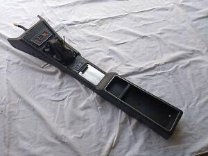Datsun 9.71 - 9.73 240z  Complete OEM Manual Trans.Center Console