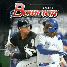 2019 Bowman Chrome Ready for the Show (#1-20) PICK A CARD/COMPLETE YOUR SET
