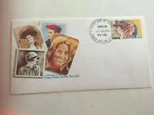 First Day Cover1980 Australia Centenary of Young Womens Christian Association