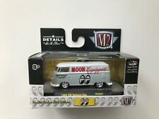 M2 MACHINES 1960 VW DELIVERY VAN MOON EQUIPPED MOON01