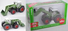 Siku Farmer 1981 00001 Fendt 936 Vario mit Frontlader und Frontkraftheber 1:50