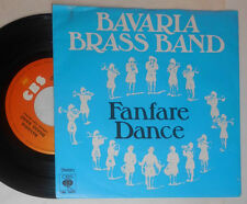 "BAVARIA BRASS BAND FANFARE DANCE / BRASS PATROL 7 "" SINGLE"