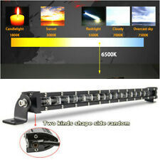 "20"" 180W Spot Beam Cree LED Work Light Bar Offroad Driving Lamp UTE ATV 12V/24V"