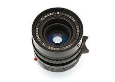 Leica Elmarit M 28mm F2.8   3rd Ver.   Leica M mount.