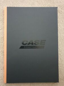CASE CONSTRUCTION HISTORY COMPANY OVERVIEW BOOK