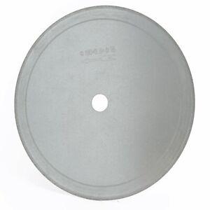 "7"" Ultra thin diamond lapidary saw blade Jewelry Blade Disc 16mm Arbor"