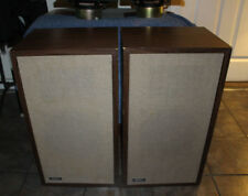 The Advent Loudspeakers - Walnut Finish Vinyl Clad Utility Cabinet - Large