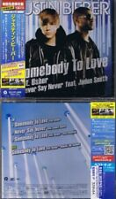 Justin Bieber -Somebody To Love Ft. Usher [Japan Import CD]