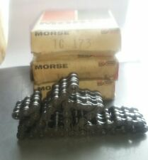 Drive Coupler Chain Morse TC 173 Has Small Rollers