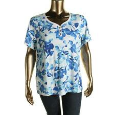 0a78250e9a1 Karen Scott Plus Size Tops   Blouses for Women