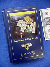 FRESHWATER FISHING SECRETS BOOK STRANGIS NORTH AMERICAN FISHING CLUB 1ST EDITION