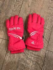 Dare 2b Ski Gloves Insulated 6-7 Years Pink
