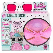 LOL Surprise Biggie Pets Bunny Eye Spy GENUINE L.O.L. NEW