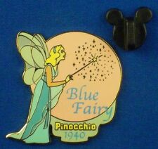 Blue Fairy Countdown to the Millennium #31 Pinocchio Disney Pin # 715