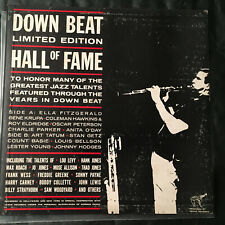 Down Beat's Hall Of Fame Volume 1 Limited Edition Verve MG V-8320 Jazz 1959