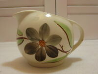Blue Ridge Southern Potteries Vintage Patricia Creamer Skyline Shape