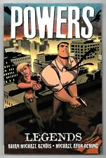 POWERS LEGENDS VOL.8 / BENDIS , OEMING / ICON COMICS V.O ANGLAIS