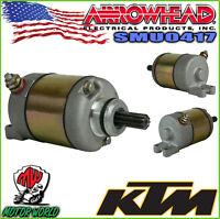 SMU0417 Motor de Arranque Arrowhead KTM 525 MXC Desierto Racing 2003 2004 2005