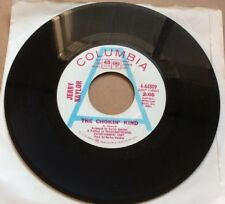 Jerry Naylor 45 RPM Promo. COLUMBIA Records # 44809