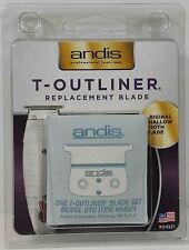 #04521 Replacement Blade Set for ANDIS T-Outliner Trimmer
