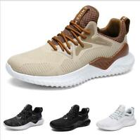 Casuals Shoes Men Mesh Sport Trail Sneaker Running Breathable Walking Comfort Sz