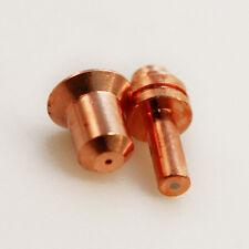 Pair Miller ICE-25C/27C Plasma Cutter Electrode 176655 + 176656 25A TIP Nozzle