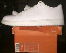 05 Nike Dunk Low 1 One Piece LASER WHITE BLACK MARK SMITH CHRIS LUNDY LUX 13