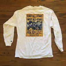NOS! NBA All-Star Game 2000 Shirt Kobe Bryant t Size L Large Vintage Long Sleeve