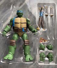 Batman vs Teenage Mutant Ninja Turtles GameStop Leonardo Figure Loose TMNT