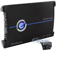 PLANET AUDIO 4000W Class-D Monoblock 1 Ohm Stable Car Amplifier | TR4000.1D