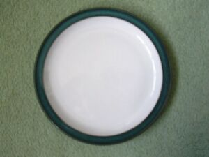 DENBY GREENWICH 1 X TEA SIDE PLATE USED CONDITION F