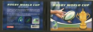 RUGBY WORLD CUP PRESTIGE INTERNATIONAL STAMPS BOOKLET AUSTRALIA - MINT PERFECT