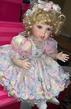 Marie Osmond Doll ~ BASKETS & BLOOMS ~  Mint  in box
