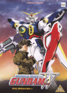 Gundam Wing - Vol. 1 - Shooting Stars [DVD] - DVD  VSVG - Free Shipping Post