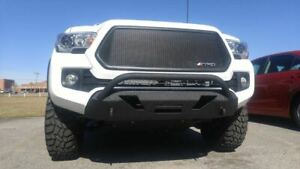 2016+ Gen 3 Toyota Tacoma Stream Line Front Bumper by SoS Offroad Concepts
