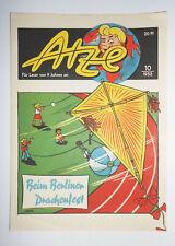 Atze 10/1958 Originale DDR Fumetti! (H8