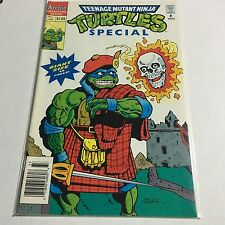 TEENAGE MUTANT NINJA TURTLES ADVENTURES SPECIAL 6 Fall 1993 Sold Out 1st Print