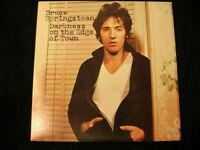 Bruce Springsteen Darkness On The Edge Of Town LP Columbia JC-35318 VG+