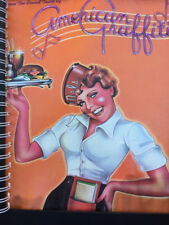 for the Wolfman Jack & George Lucas American Graffiti fan Album Cover NOTEBOOK