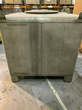 345 Gallon Stainless Steel Tote Made By Hoover Group