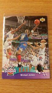 Michael Jordan 93-94 Upperdeck #425  All-Star