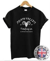 Death Valley Trading Co T Shirt Mens Womens S-XXL Grunge USA California Desert