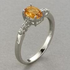 Citrine  Ring ~ Size 7