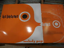 Los Bretones – Melody Pop ' LP MINT & UNPLAYED  Running Circle - 1996 + INSERT