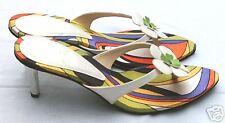 FLOWER POWER Damenschuhe High Heels 7cm Pumps Schuhe 40