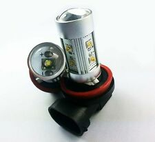 H8 29W HIGH POWER LED FRONT FOG CAR XENON WHITE BULBS BMW 1