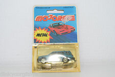 MAJORETTE 273 TOYOTA 4WD METALLIC BLUE NEAR MINT BOXED